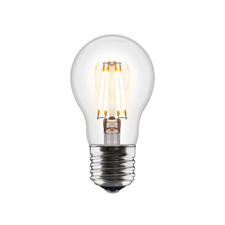 Umage - Ampoule LED Idea E27 / 6 W, transparente