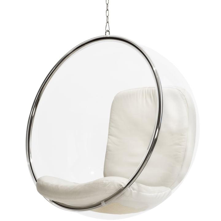 Bubble Chair par Eero Aarnio Originals en blanc