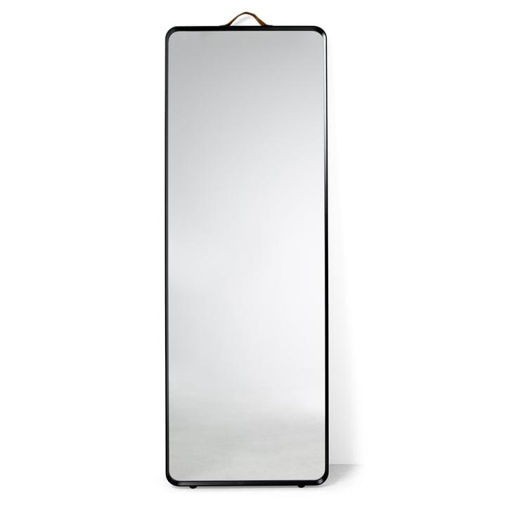 Menu Norm Miroir de sol en noir