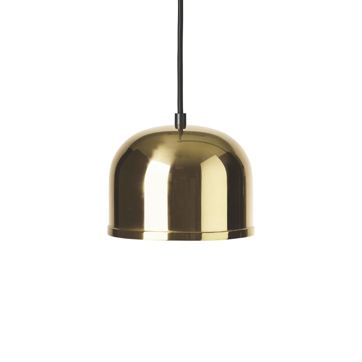 Suspension lumineuse GM 15 de Menu en laiton