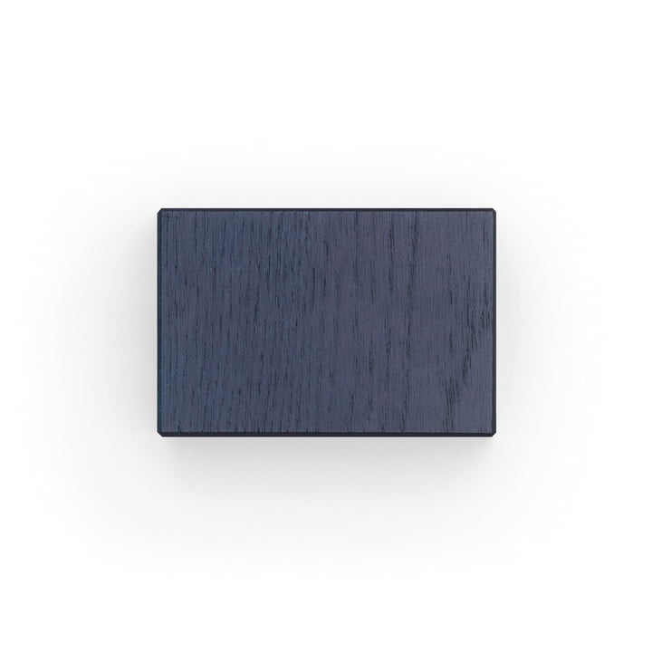 Support central de rideau Ready Made pour dispositif de suspension Kvadrat en bleu (700)