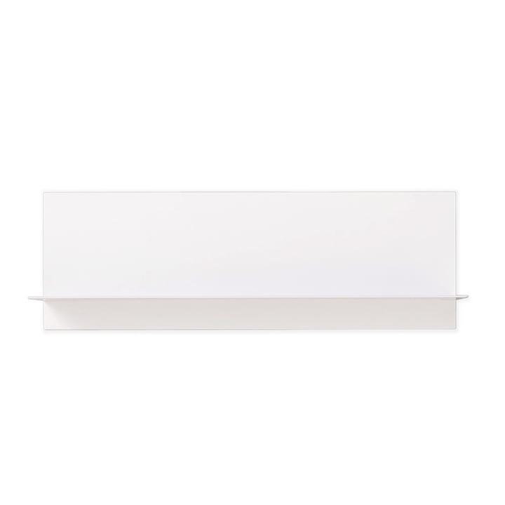 Étagère Single Paper de Design Letters en blanc