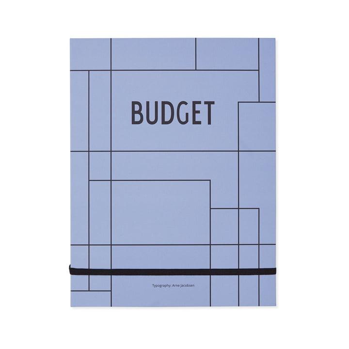 Livre Budget de Design Letters