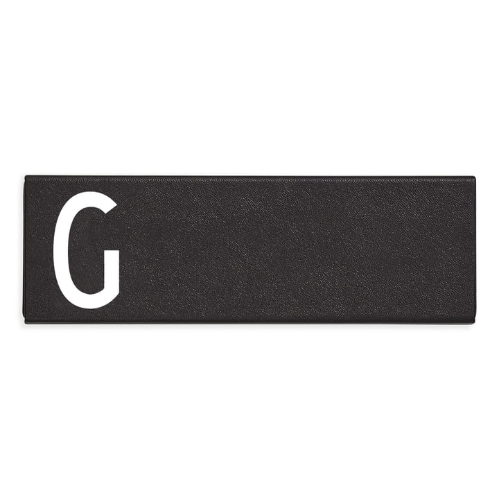 Pencil Case Personal G de Design Letters