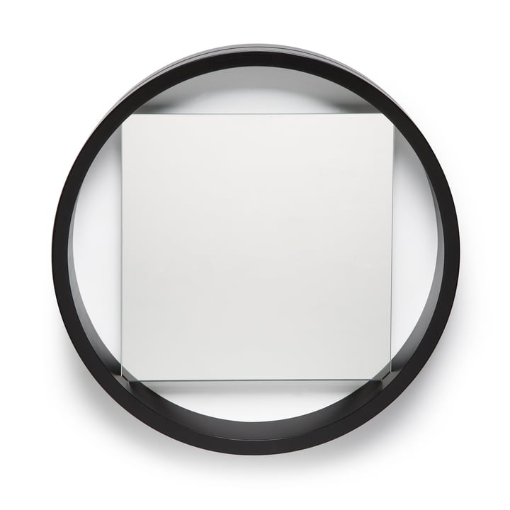 Spectrum - Miroir Benno, noir