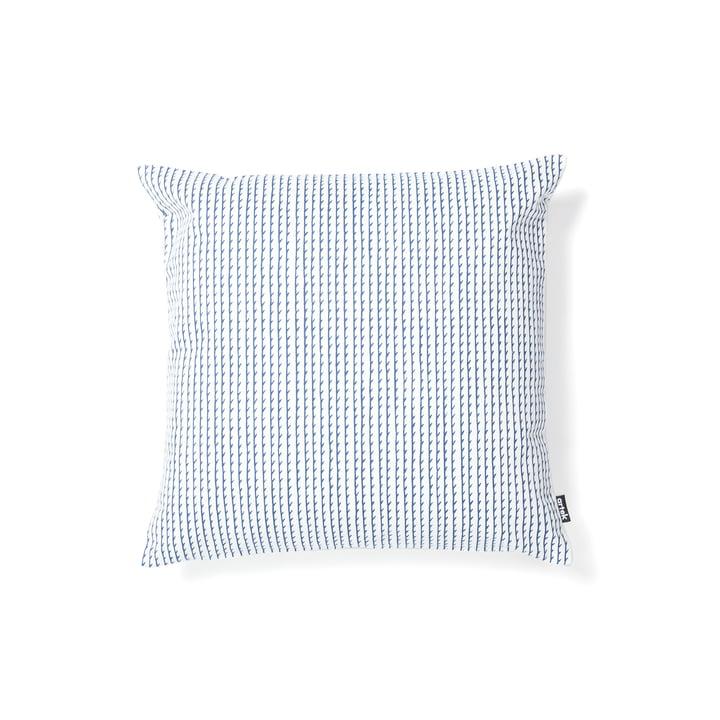 Rivi Taie d'oreiller 40 x 40 cm de Artek en blanc / bleu