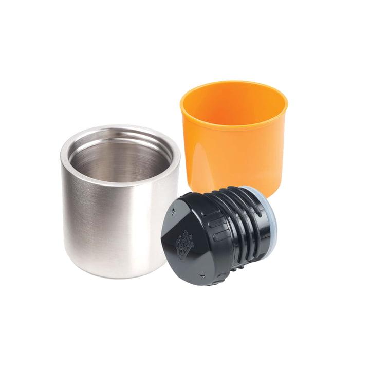 Bouteille isotherme en acier inoxydable d'Esbit