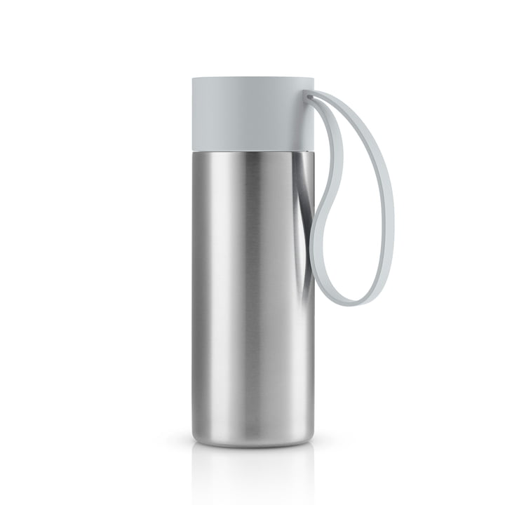 Tasse thermo To Go 0,35 l par Eva Solo en gris marbré