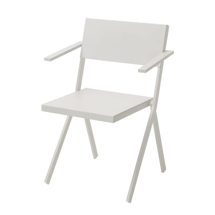 La chaise Mia par Emu en blanc