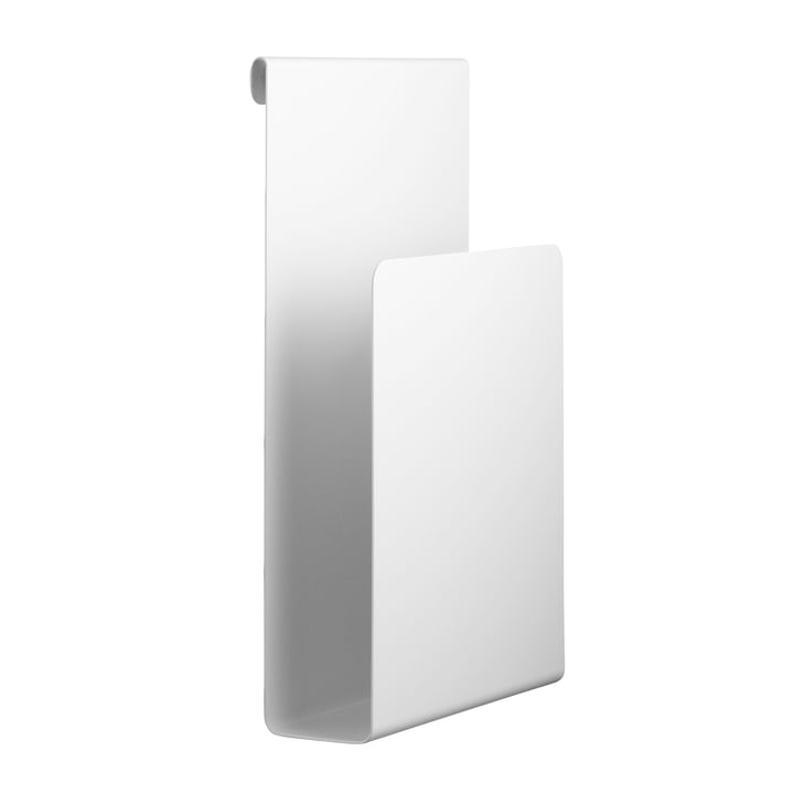 Porte-revues 17x27cm de String en blanc