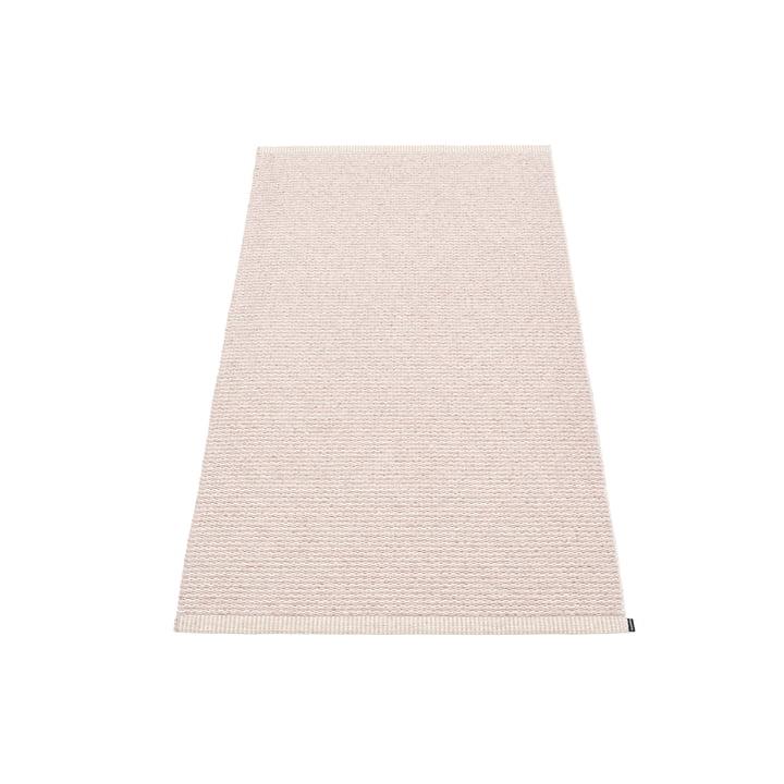 Mono tapis, 60 x 150 cm de Pappelina en Pale Rose / Ballet