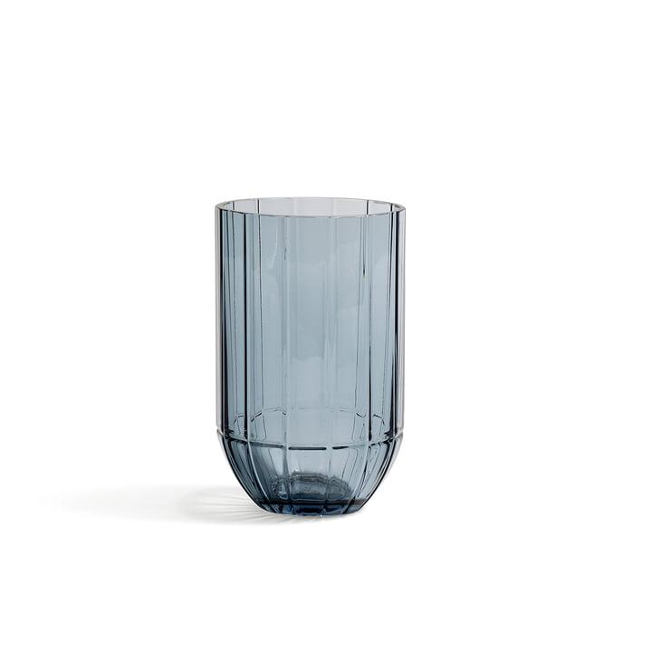 Hay - Colour Vase Vase en verre, M, bleu