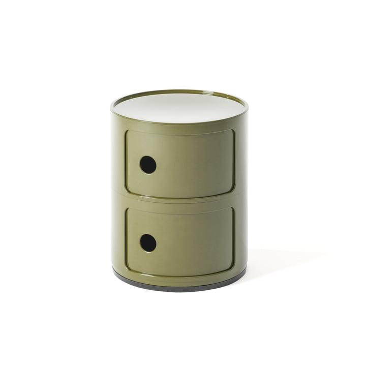 Kartell - Componibili 4966, vert
