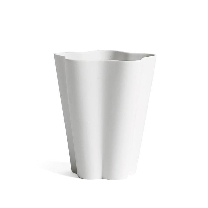 Hay - Petit vase Iris, blanc crème