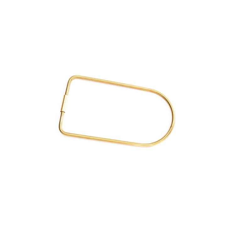 Contour Key Ring Arc d'Areaware