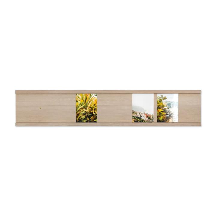 Connox Collection - Rail porte-photos pour photos 10 x 15 cm