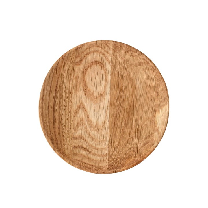 L'assiette en chêne Joyn par Arzberg, plate, Ø 17 cm
