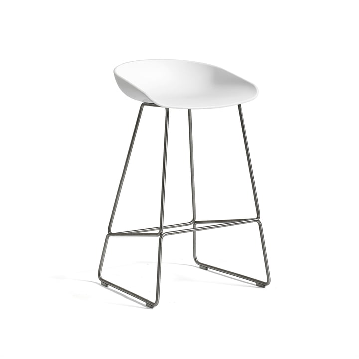 Hay - About A Stool AAS 38, blanc