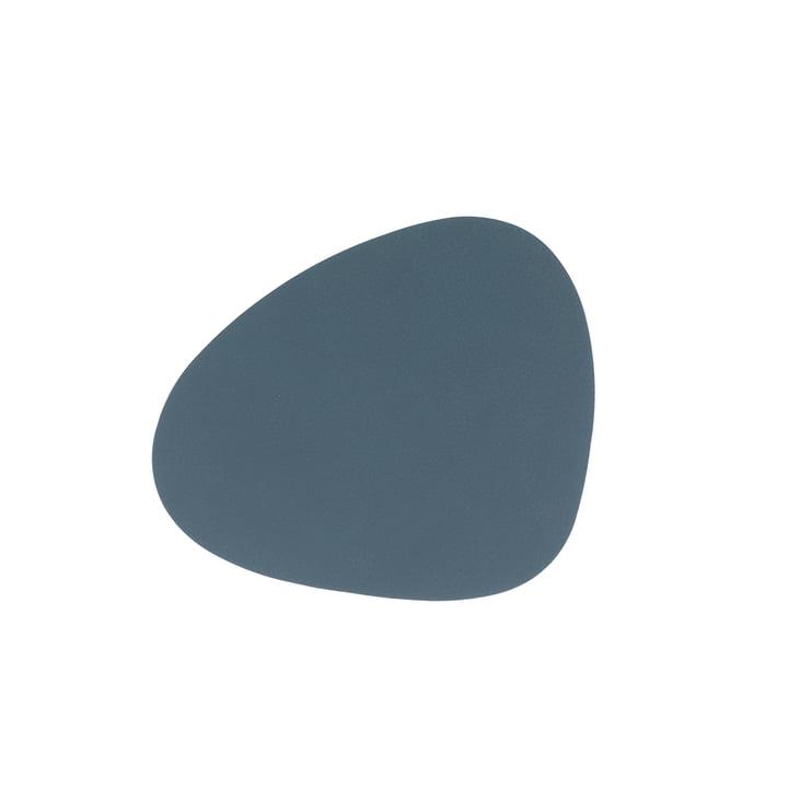 Courbe de sous-verre en verre de LindDNA en Nupo Dark Blue