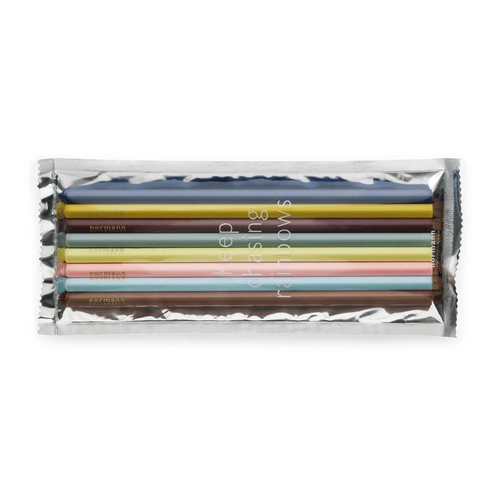Set de 8 crayons de couleur de Normann Copenhagen