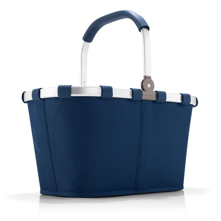 sac de transport de reisenthel en bleu foncé