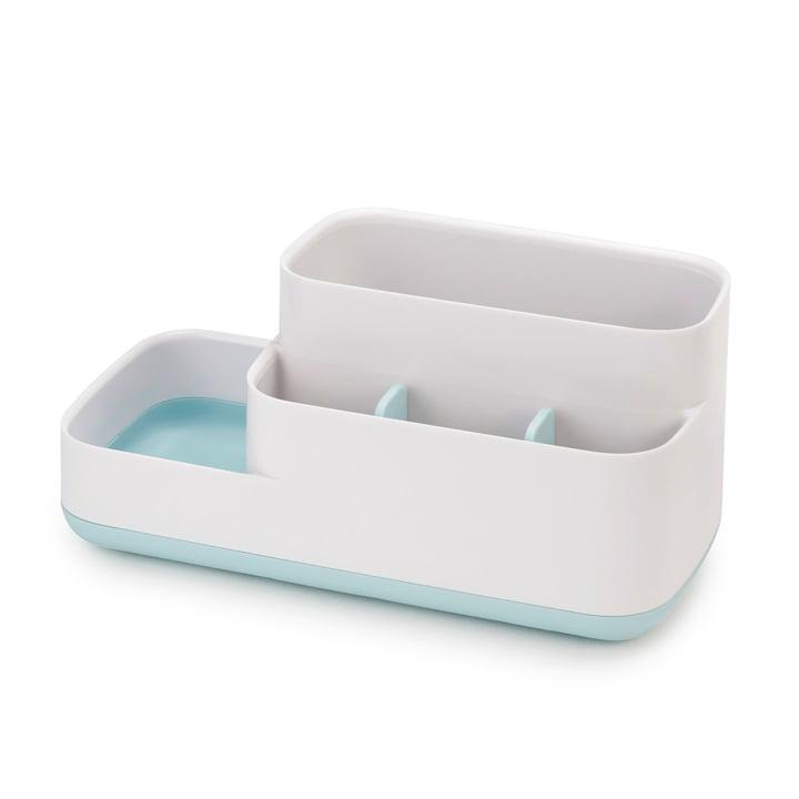 Le Joseph Joseph - Easy-Store caddy de salle de bain, bleu