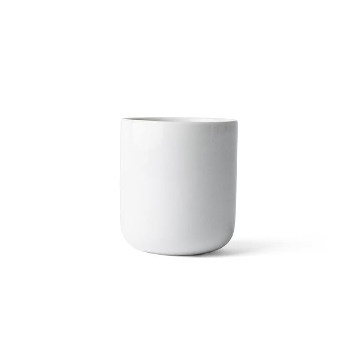 Nouvelle tasse à café Norm thermo de Menu en blanc