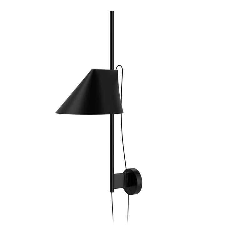 Louis Poulsen - Lampe murale LED Yuh en noir