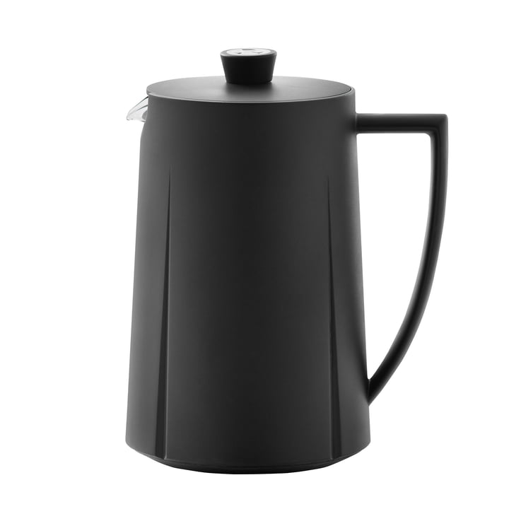 Cafetière à piston Grand Cru 1L par Rosendahl en noir