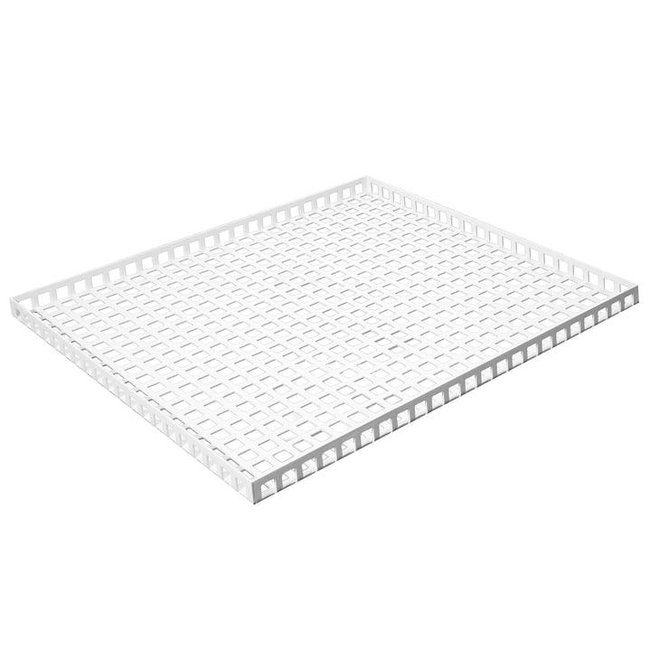 Pulpo - Tray, 35 x 30 cm, blanc