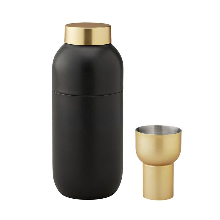 Collar Cocktailshaker 500 ml et tasse à mesurer 2 & 4 cl de Stelton