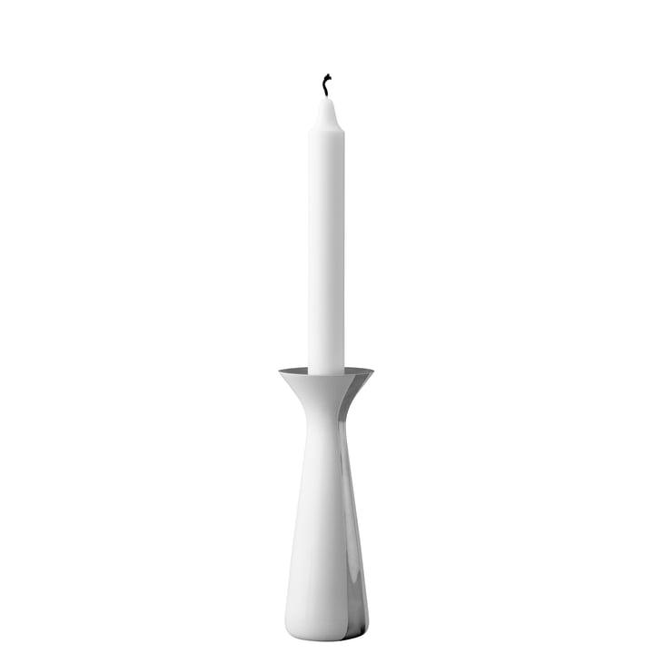 Unified Bougeoir H 17 cm de Stelton en blanc