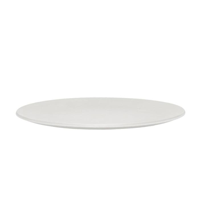 Assiette Ø 16 cm de Kartell en gris clair