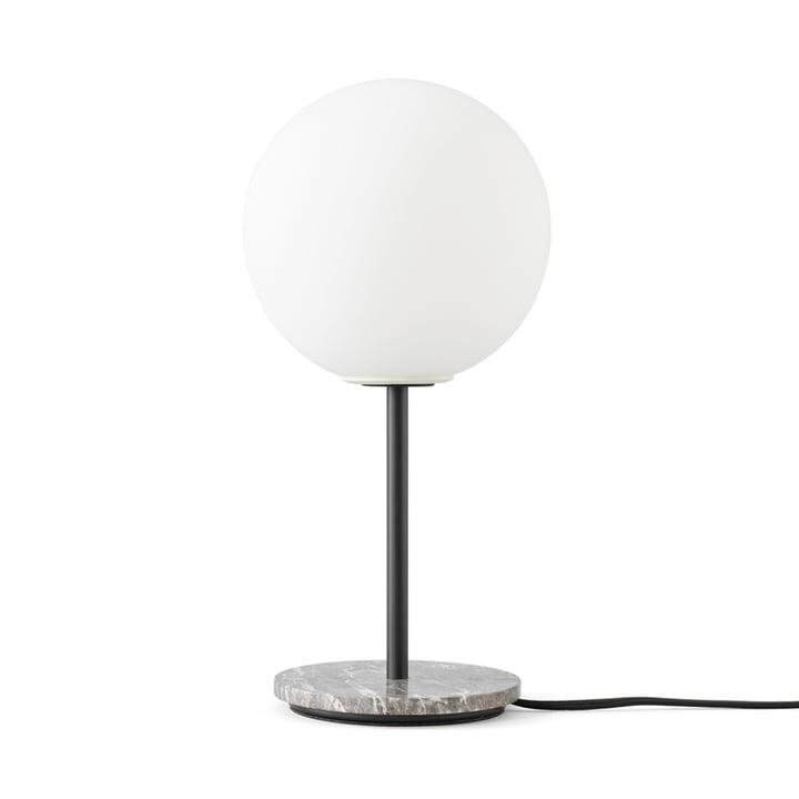Menu - Lampe de table TR, marbre gris