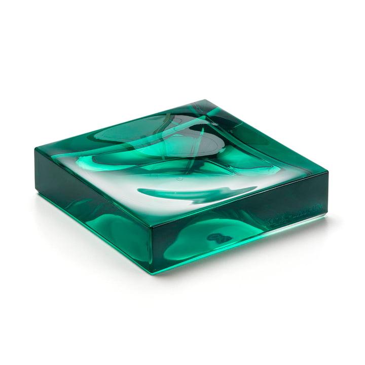 Kartell - Porte-savon, vert transparent