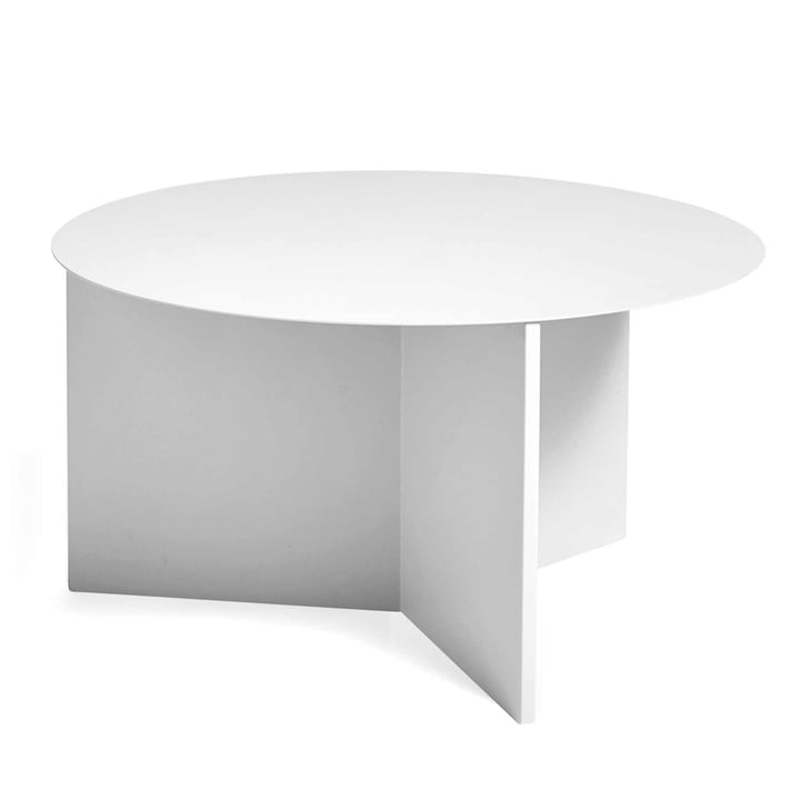 Hay - Slit Table XL en blanc
