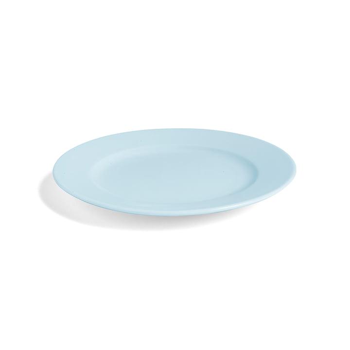 Hay - Assiette Rainbow S, Ø 20 cm / bleu clair