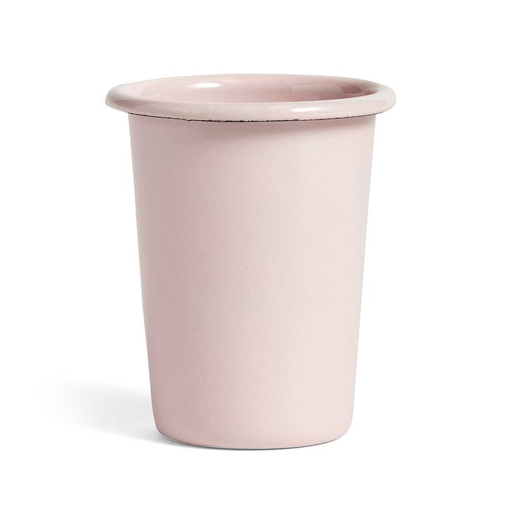 Mugs Emaille par Hay en rose pâle