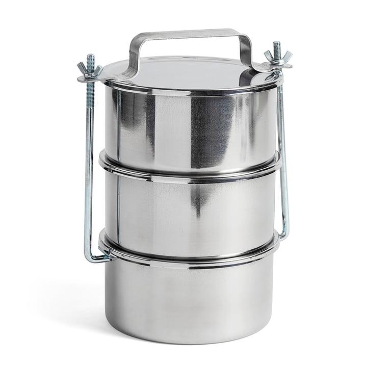 Hay - Picknick Container L, acier inoxydable