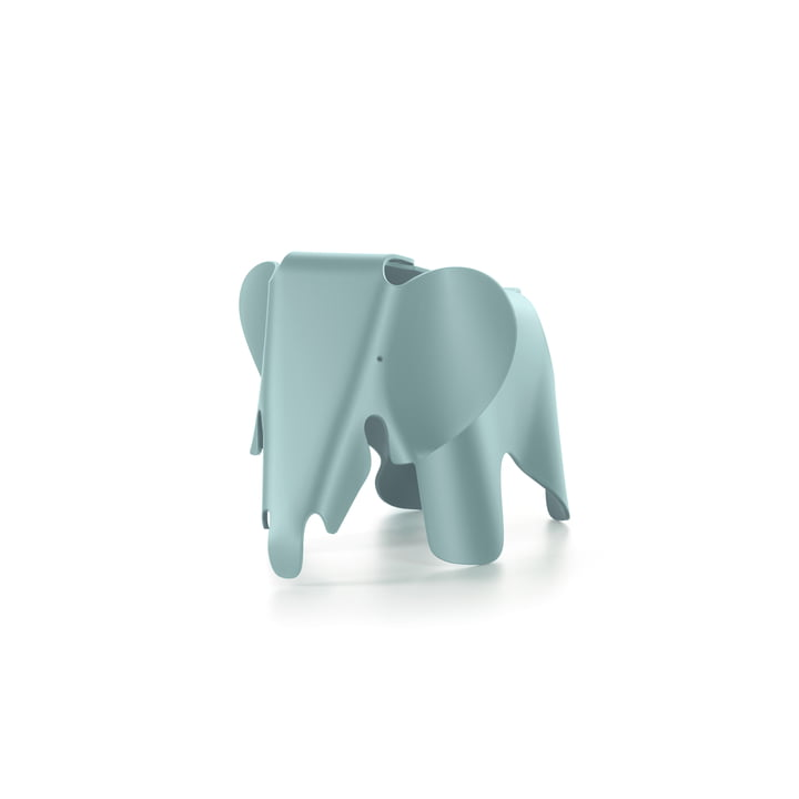 Vitra - Eléphant Eames small, gris glace