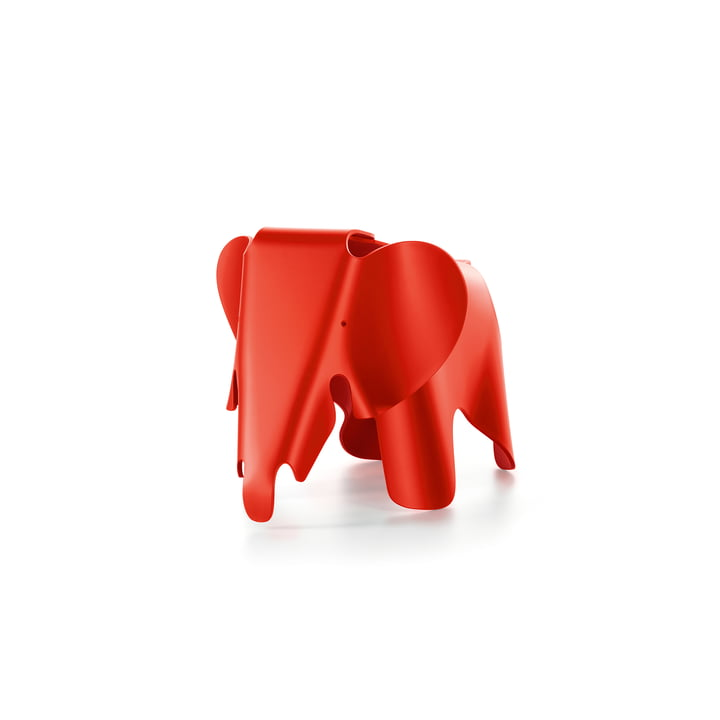Vitra - Eléphant Eames small, poppy red