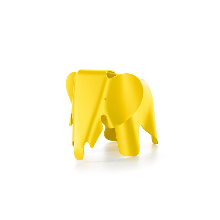 Vitra - Eléphant Eames small, bouton d'or