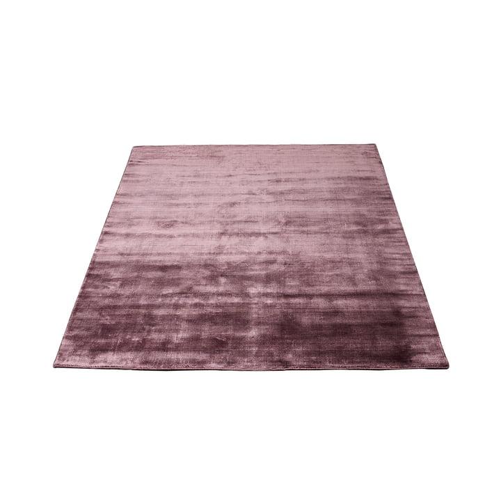 Le tapis Massimo - Bamboo 140 x 200 cm, prune