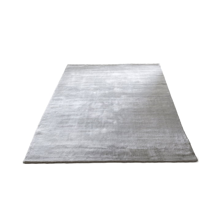 Le tapis Massimo - Bamboo 140 x 200 cm, gris clair
