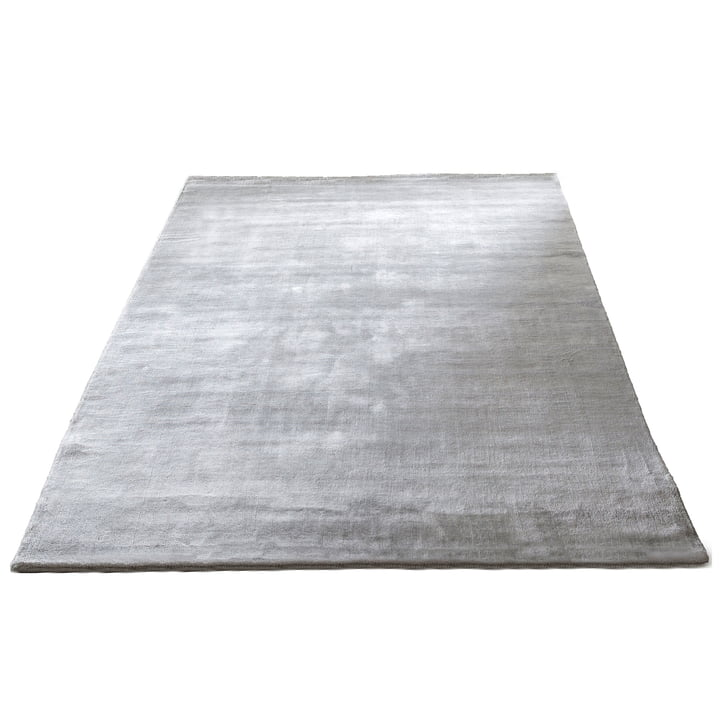 Le tapis Massimo - Bamboo 200 x 300 cm, gris clair