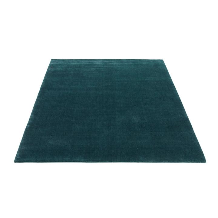 Le tapis Massimo - Earth 170 x 240 cm en sea green
