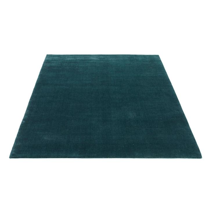 Le tapis Massimo - Earth 200 x 300 cm en sea green