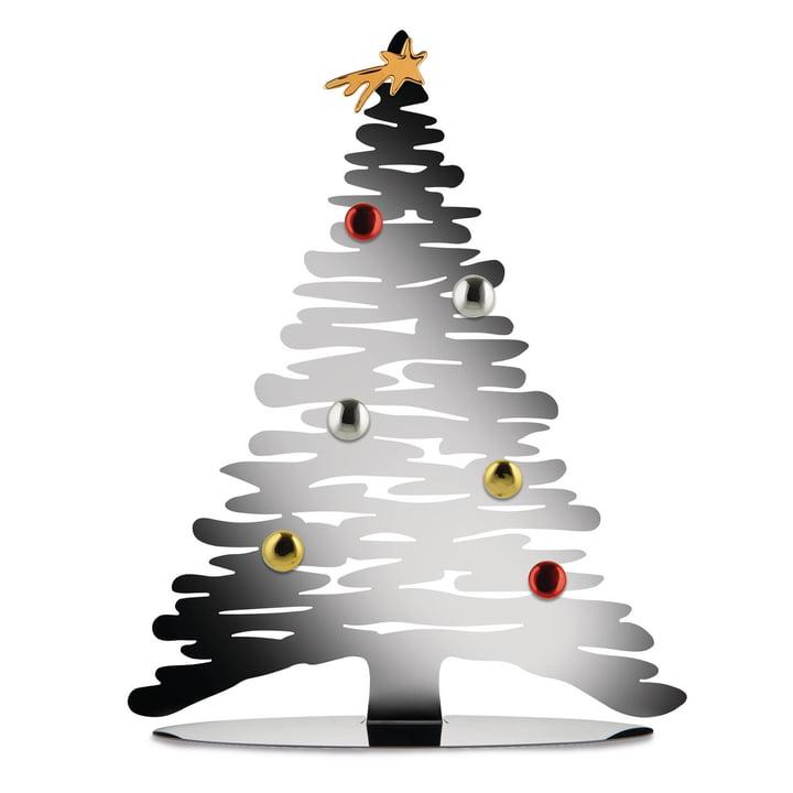 Bark for Christmas par Alessi en argenté