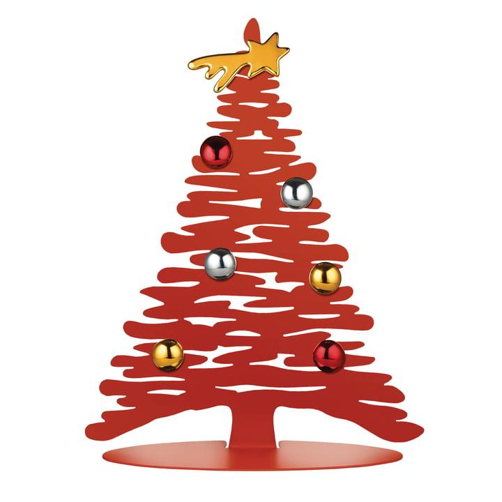 Bark for Christmas par Alessi en rouge