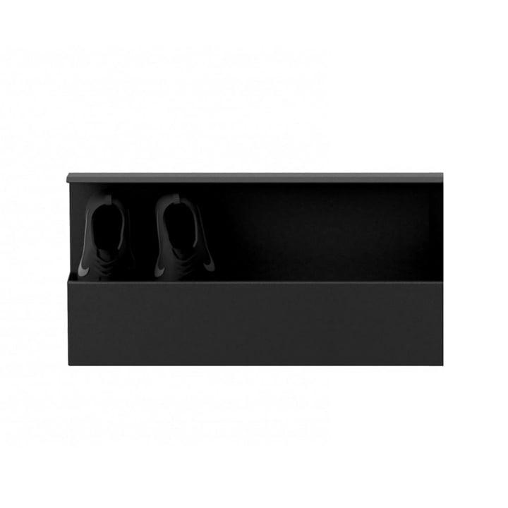 Shoe Box small de Nichba Design en noir